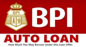 BPI AUTO LOAN – How Much You May Borrow Under This Loan Offer