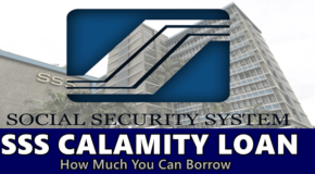 SSS-Calamity-Loan-Loanable-Amount-290x160 Member Loan Application Form Sss Online on how compute penalty, how check status, application form pdf, format txt file, application authorization letter, how salary, cheque for,