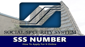 SSS NUMBER – How To Apply Online For SSS Number