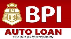 BPI Auto Loan Monthly Payment – How Much You Must Pay Monthly