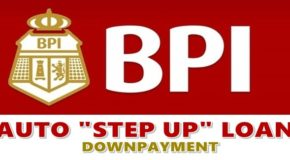 "BPI Auto ""Step Up"" Loan Downpayment – How Much You Must Prepare"