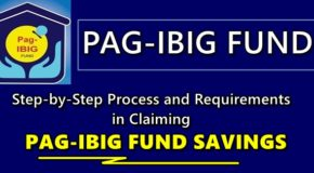 CLAIM PAG-IBIG SAVINGS – Step-by-Step Process & Requirements