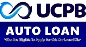 UCPB Auto Loan – Who Are Eligible To Apply For This Car Loan Offer