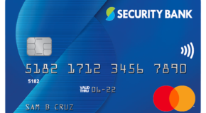 Security Bank Secured Credit Card – Who Are Eligible To Apply For It