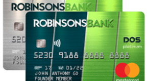 "Apply for Robinsons Bank Credit Card ""DOS Mastercard"" Online"