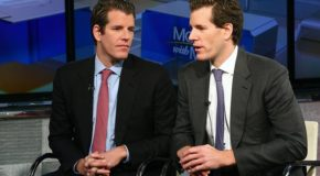 Tyler and Cameron Winklevosss Become Billionaires After Bitcoin Price Surge