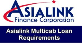 LIST: Asialink Multicab Loan Requirements for Application