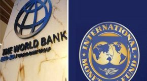 "World Bank, IMF Push for ""Green"" Investments in Exchange of Debts of Poor Countries"