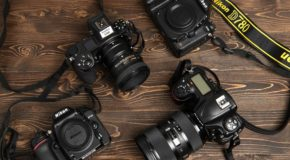 Nikon To Stop Production of Camera Body in Japan