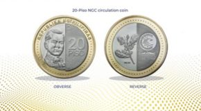 """BSP Warns About """"Brilliant Uncirculated 20-Piso Coins"""" Sold Online"""