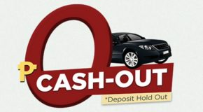 BPI Zero Cash-Out Auto Loan – How Much will be the Deposit Hold Out