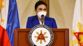 """Robredo Calls for """"Stimulus Package"""" for Small Businesses to Help Employees Keep their Job"""